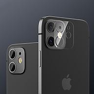 Miếng dán kính cường lực Leeu Design cho Camera iPhone 12 Mini 12 12 Pro 12 Pro Max - Hàng Chính Hãng thumbnail