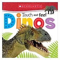 Touch And Feel Dinos thumbnail