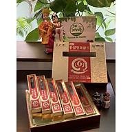 Sante365 - Hồng Sâm 6 Năm Tuổi Tẩm Mật Ong Gold hộp 300g (Honeyed 6 Years Old Korean Red Ginseng Gold) thumbnail