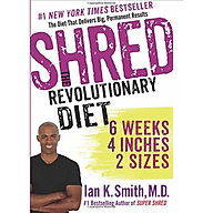 Shred The Revolutionary Diet 6 Weeks 4 Inches 2 Sizes thumbnail