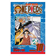 One Piece 10 - Tiếng Anh thumbnail