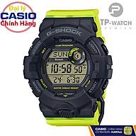 Đồng hồ nữ Casio G-Shock GMD-B800SC-1BDR chính hãng G-Shock GMD-B800SC-1B G-Squad Bluetooth đo bước chân thumbnail