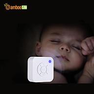Máy tạo tiếng ồn trắng Bamboo Life BL083 hàng chính hãng Máy nghe tiếng ồn trắng white noise giúp bé ngủ ngon, sâu giấc chống giật mình thumbnail
