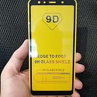 Kính Cường Lực Full Màn Hình Cho Samsung A7 2018 thumbnail