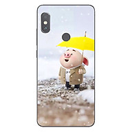 Ốp lưng dẻo cho điện thoại Xiaomi Redmi Note 5 Pro_0385 Pig 25 - Hàng Chính Hãng thumbnail
