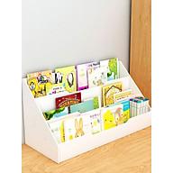 [DEAL HOT] Kệ sách để bàn siêu dễ thương dành cho bé trai và bé gái TXT05 thumbnail