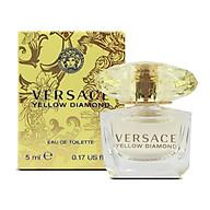 Nước hoa Versace Yellow Diamond Eau De Toilette 5ml thumbnail