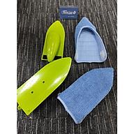 Bộ dụng cụ vệ sinh bàn bida - Cán tròn thumbnail