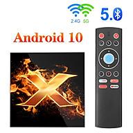 TVbox Android 10 Hỗ trợ điều khiển giọng nói và Bluetooth - Giormani Vonta X1 thumbnail