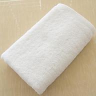 Khăn tay HANVICO màu trắng 34x70 thumbnail
