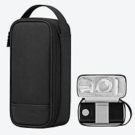 Túi phụ kiện công nghệ mẫu quai xách đứng chuyên dụng đựng bộ sạc macbook, dây cáp sạc, tai nghe, điện thoại và pin dự phòng thumbnail