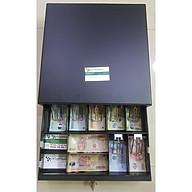 Két thu ngân 722R(7 ngăn đựng tiền giấy có kẹp, 4 ngăn giấy không kẹp) thumbnail