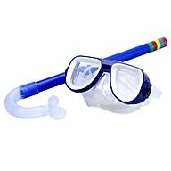 Kính bơi trẻ em 326 (Trẻ từ 3 -10 tuổi), mặt nạ lặn biển và ống thở trẻ em - POKI thumbnail