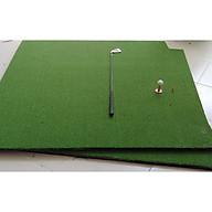 Thảm tập Golf Swing 100X110 CM thumbnail