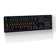 Bàn phím cơ K25 +Tặng 2 nút switch +Tặng 1 cây gắp phím cơ thumbnail