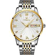 Đồng hồ nam PAGINI PA5588 dây thép kim dạ quang cao cấp chống nước 3ATM thumbnail