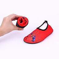 Giày đi dưới nước cho bé chống trơn trượt, gọn nhẹ, sử dụng nhiều lần, phù hợp đi học, du lịch, thân thiện với môi trường, chịu nước tốt và nhanh khô SK019-03 thumbnail