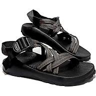 Giày Sandal Nam Quai Chéo - Đế Đúc Không Nhăn CH303 thumbnail