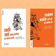 Combo Bộ 2 Cuốn Tuổi Trẻ Vững Bước Để Vươn Xa thumbnail