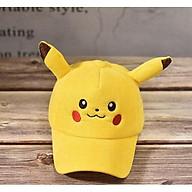Mũ lưỡi trai Pikachu thumbnail