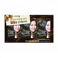 REEN Hair Dye Dark Brown 60g plus 60g x 3 thumbnail