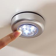 Combo 5 đèn led dán tủ, dán tường siêu sáng version 1 (Hàng chất lượng cao) - Tặng kèm đèn pin bóp tay thumbnail