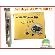 Card chuyển đổi PCI To USB 2.0 thumbnail