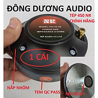 LOA TREBLE 450 NR AUDIO NẮP NHÔM REN XOÁY - HÀNG NHẬP KHẨU thumbnail