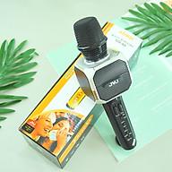 Micro Karaoke tích hợp kèm Loa Bluetooth 2 trong 1 JVJ SD-10 - Hàng Chính Hãng thumbnail