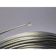 Dây điện mạ bạc vỏ teflon 20AWG 22AWG 24AWG (0.8 - 0.35mm) - Giá 1 mét thumbnail