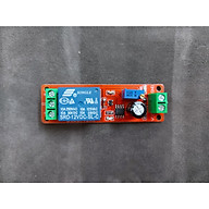 Mạch tạo thời gian trễ đóng relay NE555 12VDC thumbnail