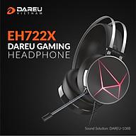 Tai Nghe cao cấp Dareu EH722X Hồng Trắng Đen - Hàng Chính Hãng thumbnail