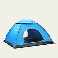 Lều cắm trại - Lều du lịch 3 đến 4 người JX001 thumbnail