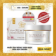 Muối tắm trắng thảo dược Asa-Zakura thumbnail