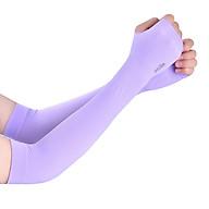 Găng tay chống nắng xỏ ngón Aqua-X Let s Slim thumbnail