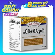 Men Tiêu Hóa Bio OBAMA Gold - cân bằng hệ vi sinh đường ruột. giảm rối loạn tiêu hóa, hỗ trợ tăng cường tiêu hóa (Hộp 20 Gói) thumbnail