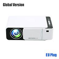 International Version TOPRECIS LED HD Projector T5 480P LED 110-240V Full HD Projector Video Beamer 100 Lumens Home thumbnail
