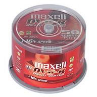 Đĩa DVD Maxell( lốc 50 chiếc) Hàng nhập khẩu thumbnail