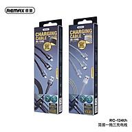 Dây Cáp Sạc Đa Năng 3 Đầu Type C - Lighting Iphone - Micro USB thumbnail