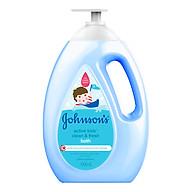 Sữa tắm Johnson s Baby thơm mát năng động (1000ml) thumbnail