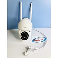 Camera IP Wifi Ngoài trời Yoosee PTZ FullHD 3.0 LED trợ sáng đàm thoại 2 chiều - hỗ trợ xoay 355 độ,kèm thẻ nhớ 64G.HÀNG CHÍNH HÃNG thumbnail