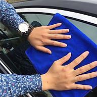 Khăn lau xe hơi oto 3M Microfiber (4 khăn) Tặng kèm 1 bộ lấy ráy tai có đèn led thumbnail