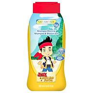 Dầu Gội Sữa Tắm Cho Bé NATURAVERDE Hương Biển Sâu 250ml thumbnail