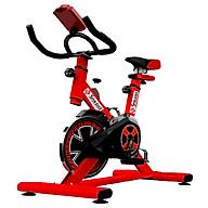 BG Xe đạp tập thể thao thể dục Mẫu S303 Spining Bike - RED (hàng nhập khẩu) thumbnail