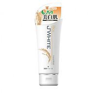 Sữa Rửa Mặt Trắng Sáng Da, Giảm Nhăn Tinh Chất Mầm Gạo Nhật Bản J WHITE 160G thumbnail