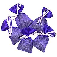 Set 5 túi thơm nụ hoa lavender khô Pháp thumbnail