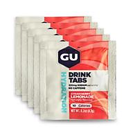 Combo 5 gói Viên Sủi GU Hydration Drink Tabs Vị Dâu Chanh (1 viên Gói) thumbnail