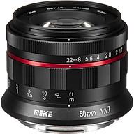 Ống kính Meike MK-50mm f 1.7 cho Canon RF lấy nét thủ công- Hàng nhập khẩu thumbnail