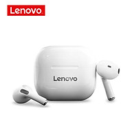 Lenovo LP40 TWS Headphone True Wireless BT Earbuds Semi-in-ear Sports Earbuds with 13mm Moving Coil Long Endurance Time thumbnail