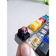 Keycap mô hình núi lửa trang trí bàn phím cơ cherry, OEM, SA. thumbnail